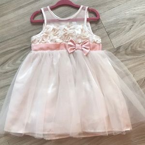 Special occasion dress 2T (worn once)